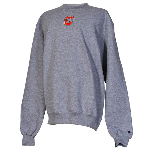 Crew Sweatshirt Steel Color