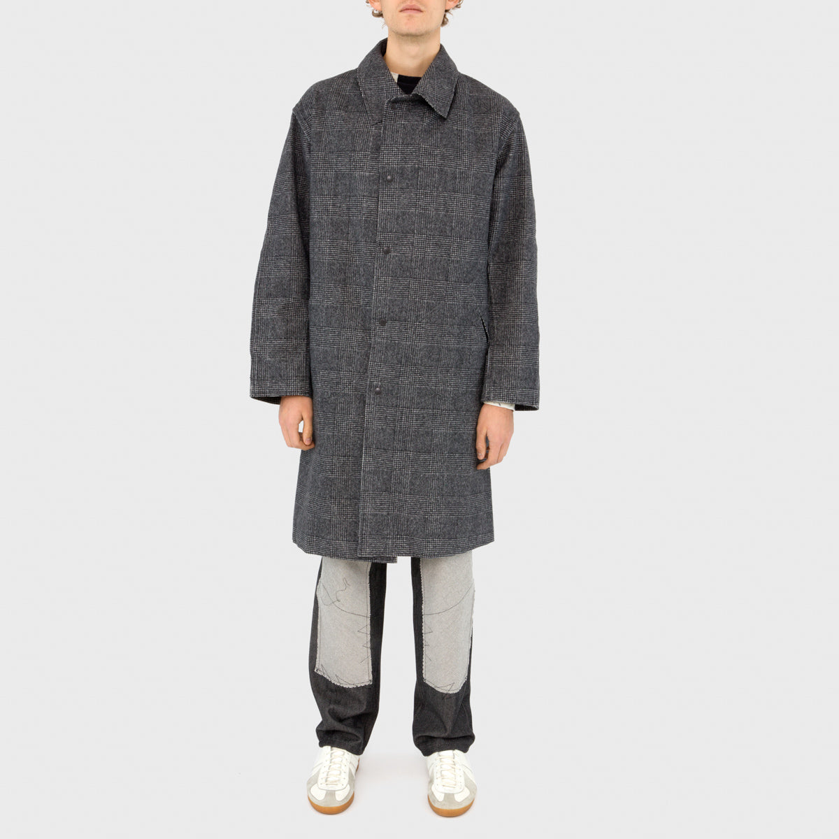 Waterproof Wool Car Coat