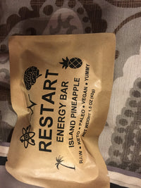Energy Bar/Island Pineapple, 77 Restart, Energy Bites - 77 - Boulder Artisan Store - Boulder, Colorado