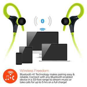 Marathon Wireless Sports Earphones - Your Gear Club