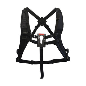 KEYHOLE Hands-Free Camera/Binocular Harness, Black