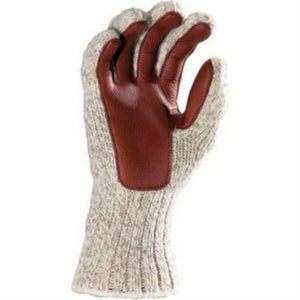 Ragg and Leather Glove - Your Gear Club