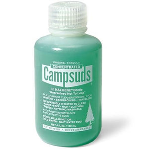 Campsuds in Nalgene Bottle
