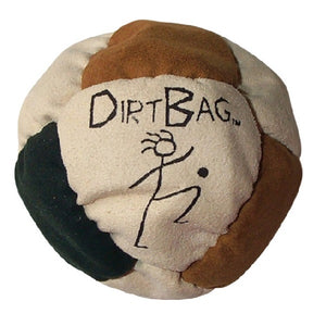 World Footbag Dirt Bag Footbag