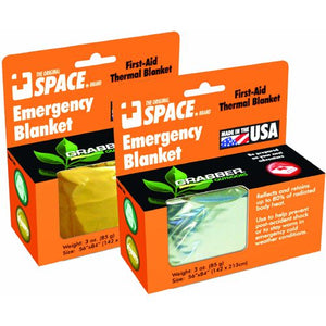 SPACE Emergency Blanket - Your Gear Club