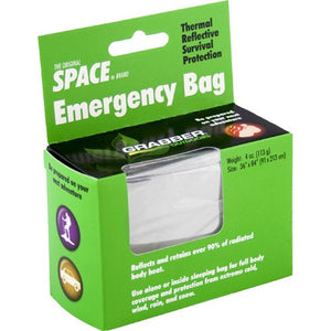 SPACE Emergency Bag - Your Gear Club