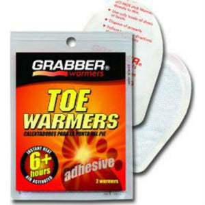 Grabber Toe Heater Package