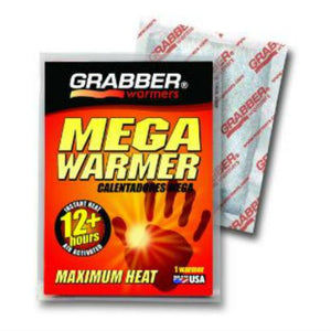 Grabber 12Hr Warm Pack, 30 Piece Case