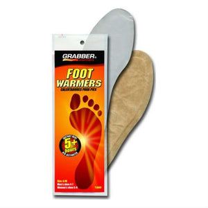 Gabber Foot Warmer Insoles - Your Gear Club
