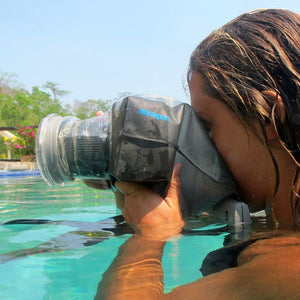 Aquapac Waterproof DSLR Camera Case