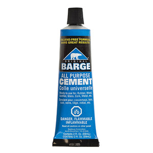 Barge Cement Tube - Your Gear Club