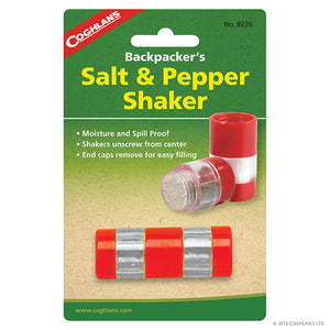 Salt & Pepper Shaker - Your Gear Club