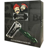 Cheech & Chong Bubbler, 4 Pack, Assorted - Your Gear Club