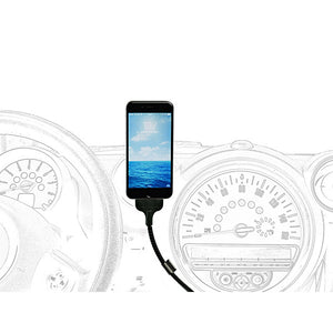 Bobine Lightning Cable Blackout Auto Edition - Your Gear Club