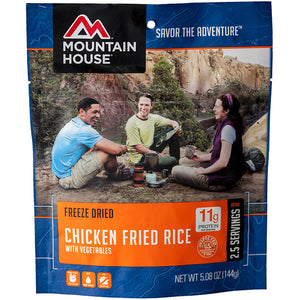 Mountain House Entree Chicken Fried Rice