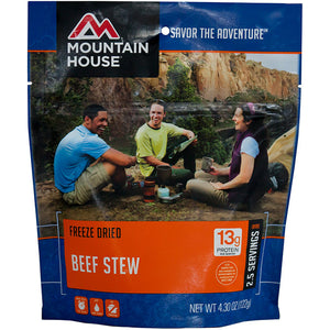 Mountain House Entree Beef Stew