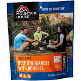 Mountain House Entree Beef Stroganoff with Noodles