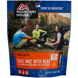 Mountain House Entree Chili Mac with Beef