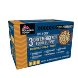 Mountain House Emergency Food Supply, 3-Day - Your Gear Club