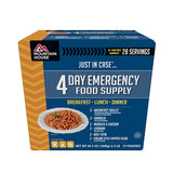 Mountain House Emergency Food Supply, 4-Day