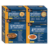 Mountain House Emergency Food Supply, 14-Day - Your Gear Club