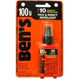 Ben's-100® Tick & Insect Repellent 1.25oz Pump - Your Gear Club