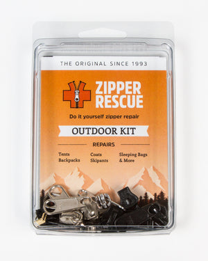 Zipper Rescue Kit - Outdoor