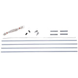 Fiberglass Pole Replacement Kit - Your Gear Club
