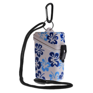 Witz Keep It Safe Flower Blue