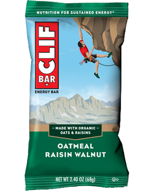 Oatmeal Raisin Walnut, 12 Count Box - Your Gear Club