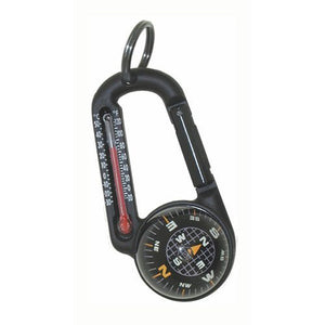 TempaComp Carabiner Compass/Thermometer - Your Gear Club