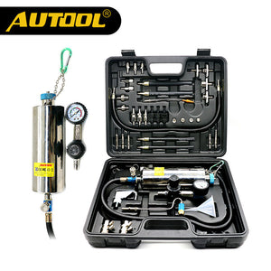 AUTOOL C100 Universal Automotive Non-Dismantle Fuel System Cleaner Gasoline Injector Cleaner Tool