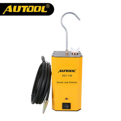 AUTOOL SDT106 Car Smoke Machines Oil Pipe EVAP Leak Locator Pipe Systems Smoke Leakage Detector