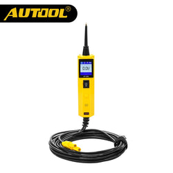 AUTOOL BT260 6-30V Car Battery Tester Automotive Electrical Circuit LED Power Voltage Test Probe