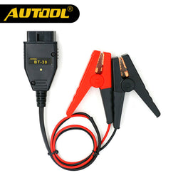 AUTOOL BT-30 Maintaining Auto Car Computer ECU MEMORY Saver Battery Tool OBD2 SAFE