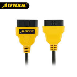 AUTOOL OBD2 Autos 16Pin Extension Cables Different Length Vehicle OBDII Adapter Extend Wire