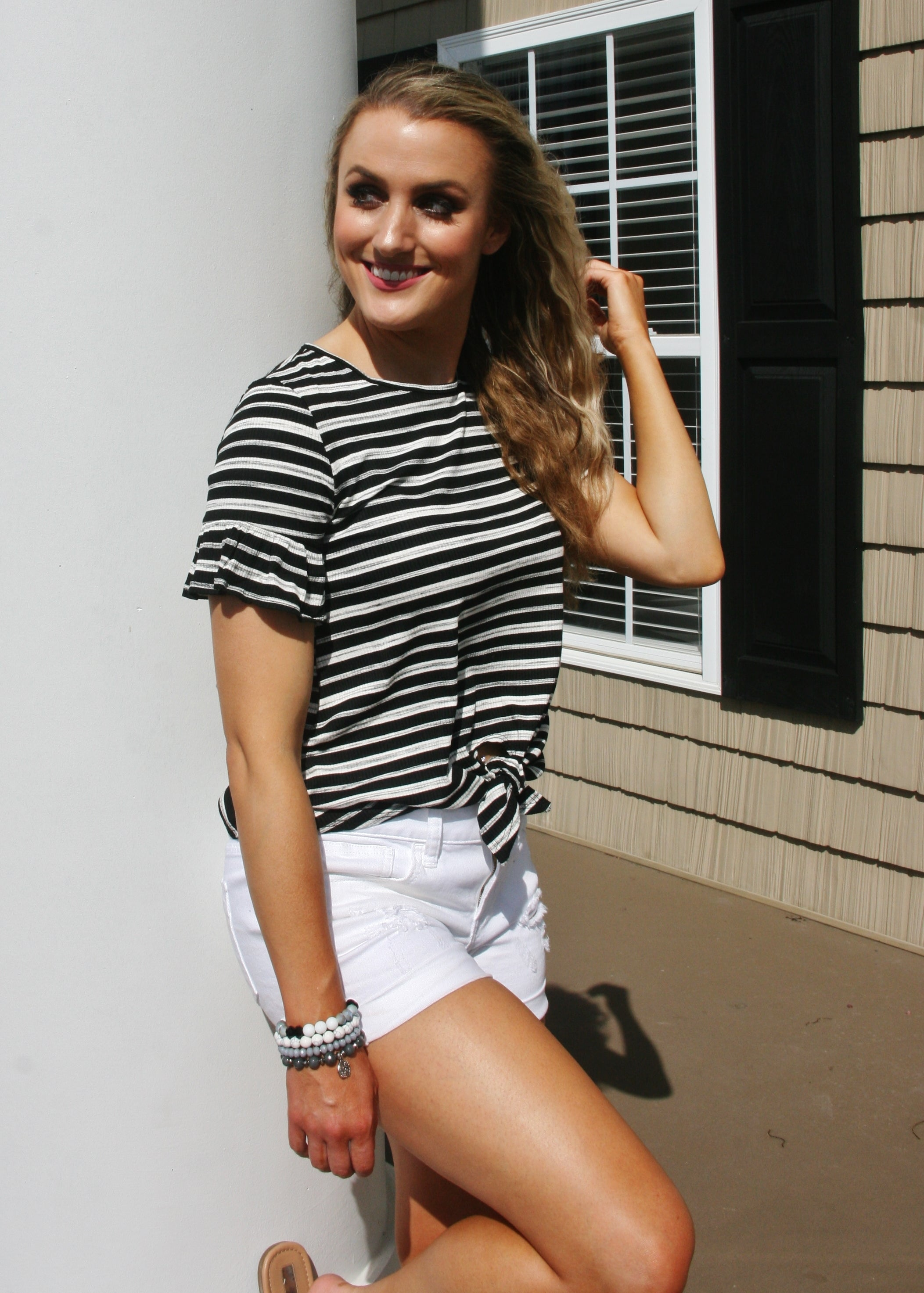 Black and White and Cute All Over!