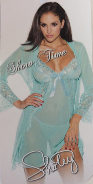 Shirley of Hollywood 627 Chemise Set