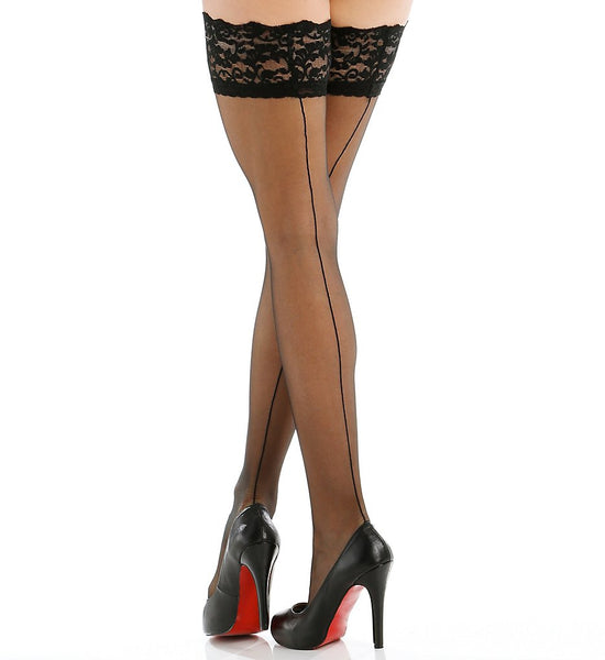 Berkshire 1325 Backseam Thigh High