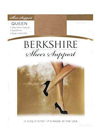 Berkshire 4417 Queen Sheer Support Pantyhose
