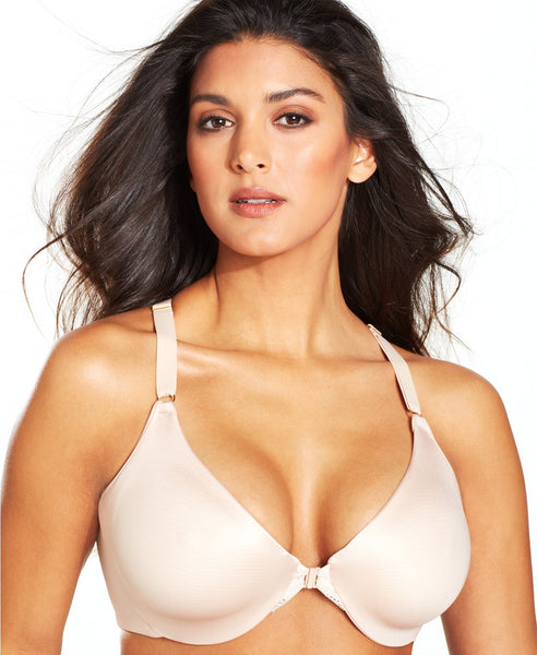 Lilyette 830  Front Close Underwire Bra