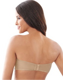Lilyette 929 Underwire Strapless Bra with Convertable Straps