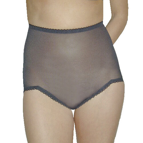 Rago 40 Sheer Panty Brief Light Shaping
