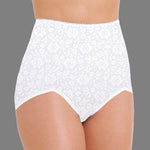 "Rago 41 ""V"" Leg Panty Brief Extra Firm Shaping"
