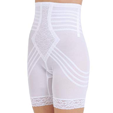 Rago 6209 High Waist Leg Shaper Firm Shaping