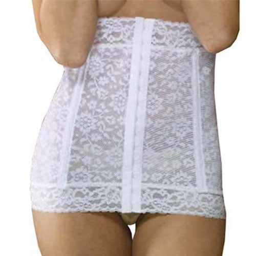 Rago 824 Parisian Lace Corset Medium Shaping