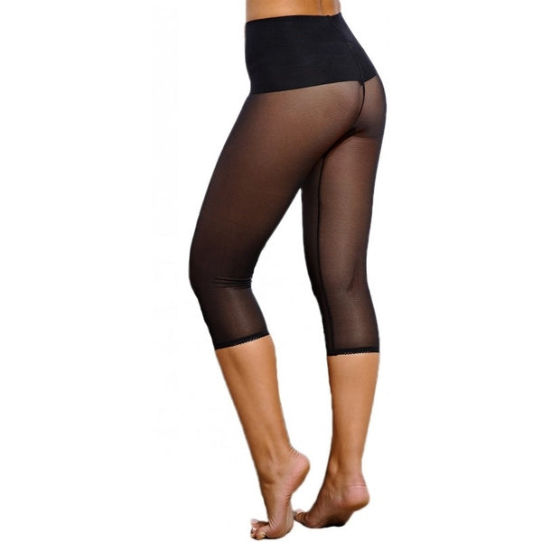 Rago 9240 Leg Shaper/Capri Pant Liner Light Shaping