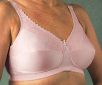 Tg Transform #600 Satin & Lace Soft Cup Bra