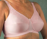 Tg Transform #600 Satin & Lace Soft Cup Bra, Sizes 34C - 48D