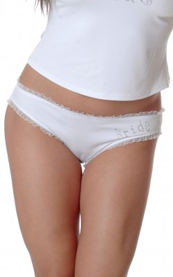 Vx Intimates 8096 Panty for the Bride